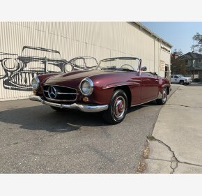 1962 Mercedes-Benz 190SL for sale 101055535