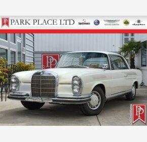 1962 Mercedes-Benz 220SE for sale 101012565