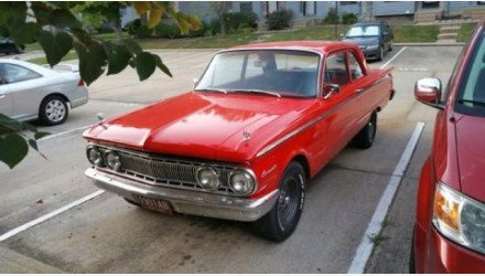 1962 Mercury Comet for sale 100855400