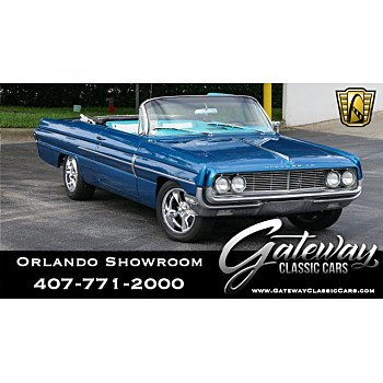 1962 Oldsmobile 88 for sale 100992796