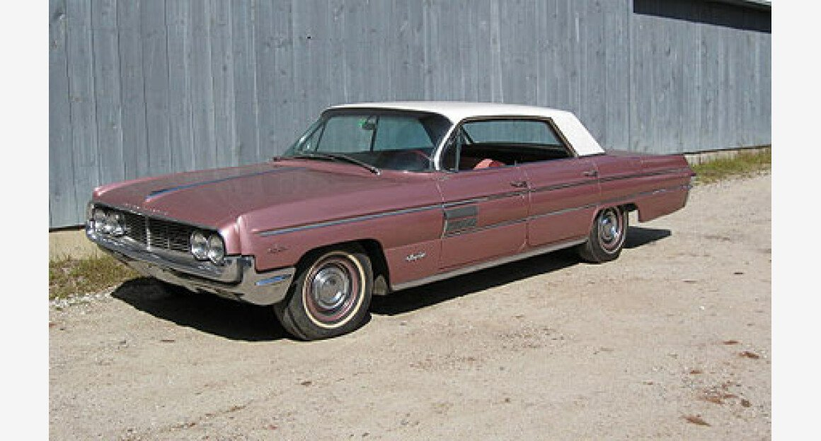 1962 Oldsmobile Ninety-Eight for sale 100745607