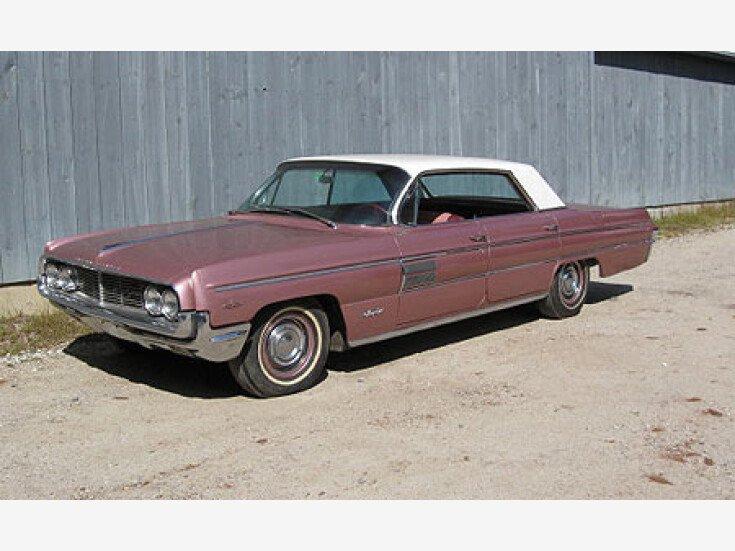 978c317aef4 1962 Oldsmobile Ninety-Eight for sale near Freeport
