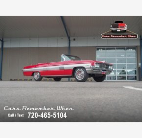 1962 Oldsmobile Starfire for sale 101327692
