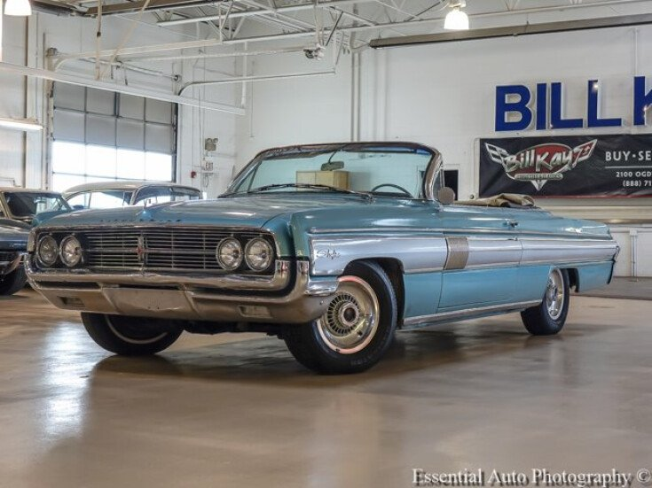 1962 Oldsmobile Starfire for sale 101483797