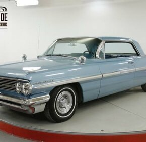 1962 Pontiac Bonneville for sale 101117563