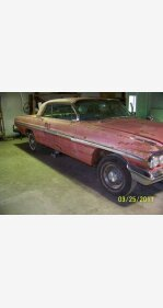 1962 Pontiac Bonneville for sale 101134224
