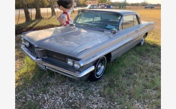 1962 Pontiac Bonneville for sale 101409528