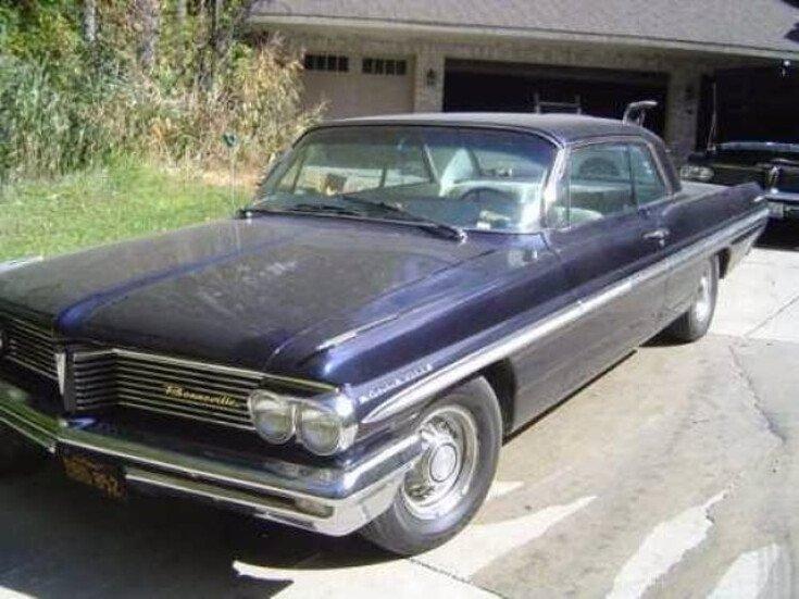 1962 Pontiac Bonneville for sale 101534792
