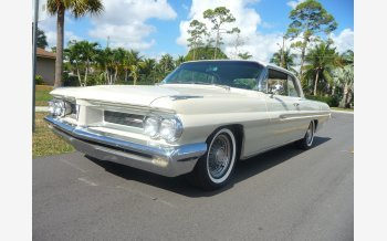 1962 Pontiac Grand Prix Coupe for sale 101318581