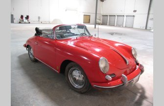 1962 Porsche 356 C Cabriolet for sale 101499155