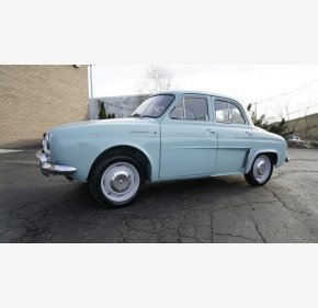 1962 Renault Dauphine for sale 101052384