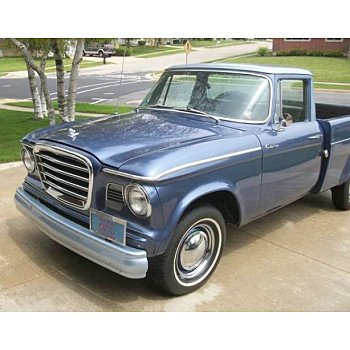 1962 Studebaker Champ for sale 100977014