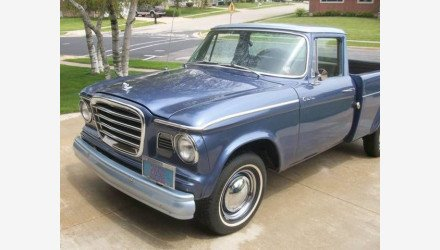 1962 Studebaker Champ for sale 101345808