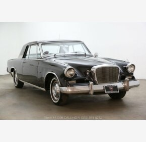 1962 Studebaker Gran Turismo Hawk for sale 101229960