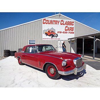 1962 Studebaker Gran Turismo Hawk for sale 101298754