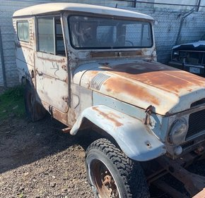 1962 Toyota Land Cruiser for sale 101319889