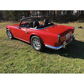 1962 Triumph TR4 for sale 101282074