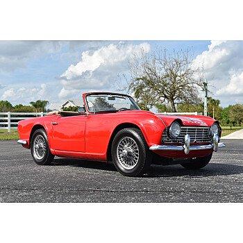 1962 Triumph TR4 for sale 101465956