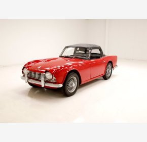 1962 Triumph TR4 for sale 101487032