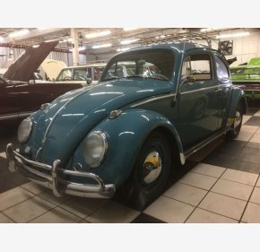 1962 Volkswagen Beetle for sale 101101098