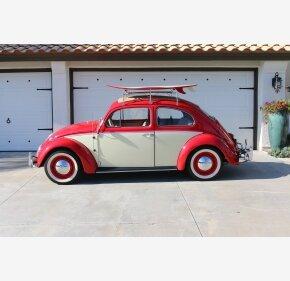 1962 Volkswagen Beetle for sale 101262501