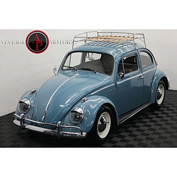 1962 Volkswagen Beetle for sale 101598271