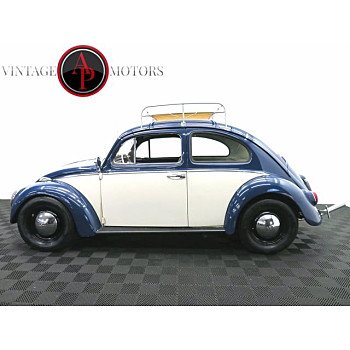 1962 Volkswagen Beetle for sale 101607883