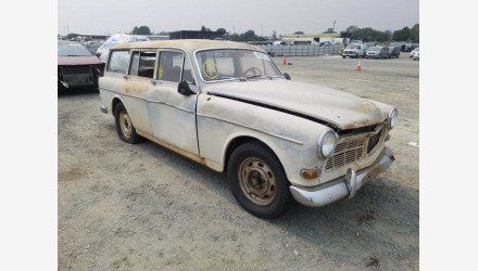 1962 Volvo 122S for sale 101381496