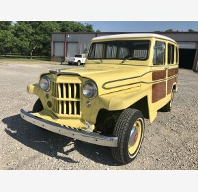 1962 Willys Other Willys Models for sale 101321208