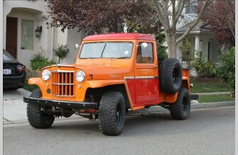1962 Willys Pickup for sale 101081819