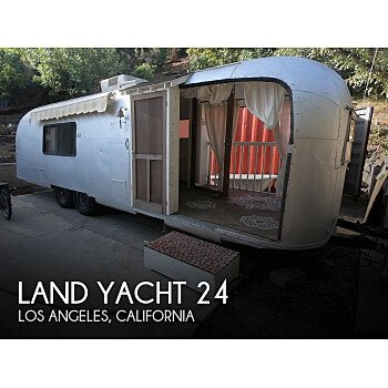 1963 Airstream Land Yacht for sale 300212103