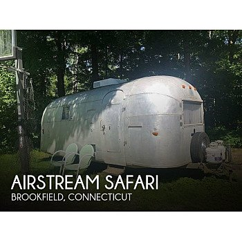 1963 Airstream Safari for sale 300210506