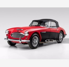 1963 Austin-Healey 3000MKII for sale 101441708