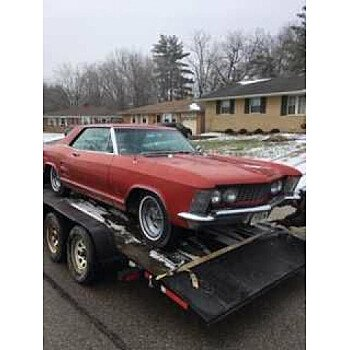 1963 Buick Riviera for sale 101121802