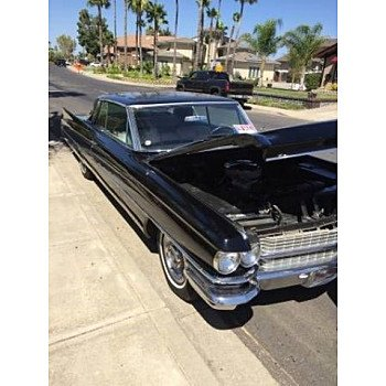 1963 Cadillac De Ville for sale 100826107