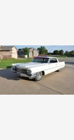1963 Cadillac De Ville for sale 100826957