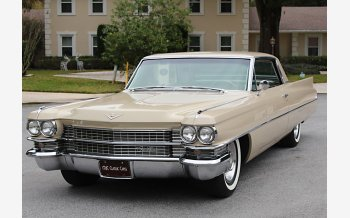 1963 Cadillac De Ville for sale 101071830