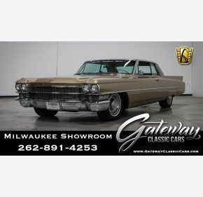 1963 Cadillac De Ville for sale 101094799