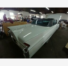 1963 Cadillac De Ville for sale 101094926