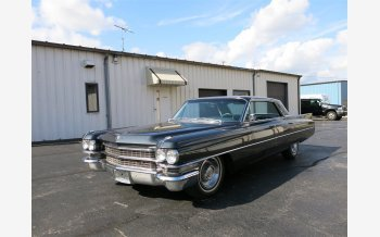 1963 Cadillac De Ville for sale 101217858