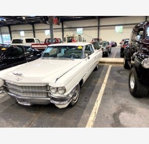 1963 Cadillac De Ville for sale 101357046