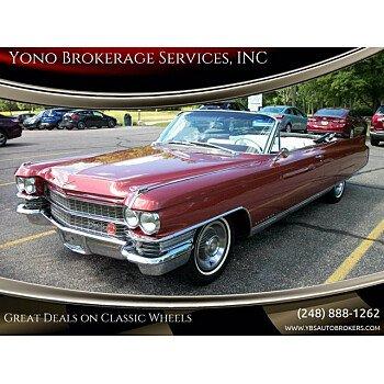 1963 Cadillac Eldorado Biarritz Convertible for sale 101363850