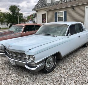 1963 Cadillac Fleetwood for sale 101326630