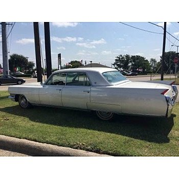 1963 Cadillac Fleetwood for sale 101583868