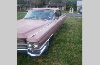 1963 Cadillac Fleetwood 60 Special Sedan for sale 101491530