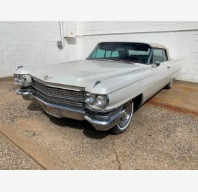 1963 Cadillac Other Cadillac Models for sale 101394766