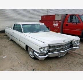 1963 Cadillac Series 62 for sale 101088383