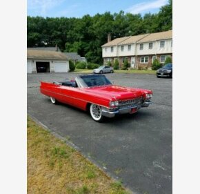 1963 Cadillac Series 62 for sale 101254333