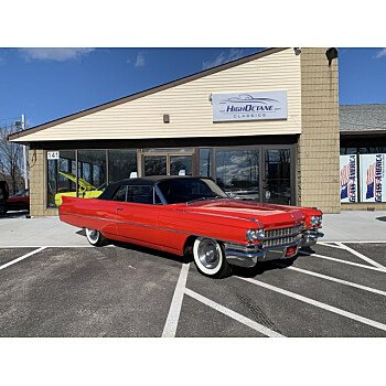 1963 Cadillac Series 62 for sale 101462678