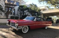 1963 Cadillac Series 62 for sale 101105160